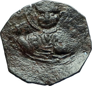 CRUSADERS-of-Antioch-Tancred-Ancient-1101AD-Byzantine-Time-Coin-St-Peter-i66103