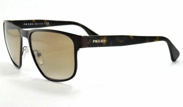 c8add86f004 PRADA sunglasses SPR 55s LAH-1X1 Tortoise Brown Square  Brown Gradient  Lenses