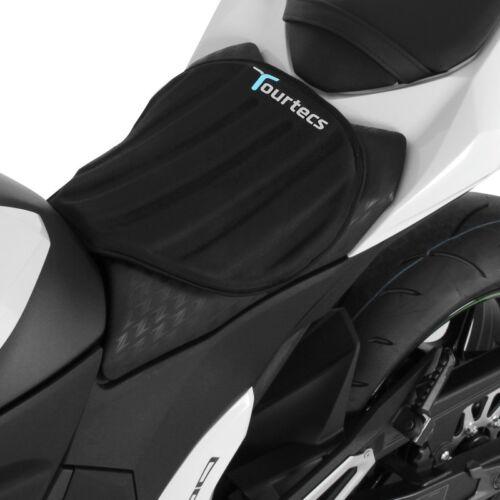 Moto Confort Gel Siège Pad tourtecs Neopren M Moto Confort Coussin