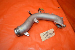 Details about 13 14 15 16 HYUNDAI VELOSTER 1 6L TURBO OEM INTERCOOLER  CHARGE PIPE ASSEMBLY
