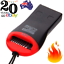 Micro-SD-to-USB-2-0-MEMORY-Card-Reader-M2-T-FLASH-SDHC-MINI-ADAPTER-32GB-64GB thumbnail 1