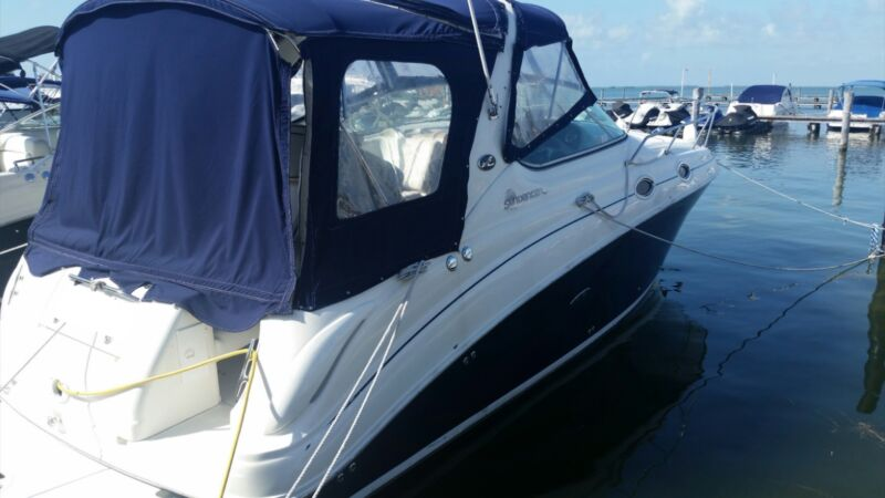 Sea Ray Sundancer 280 Año 2004