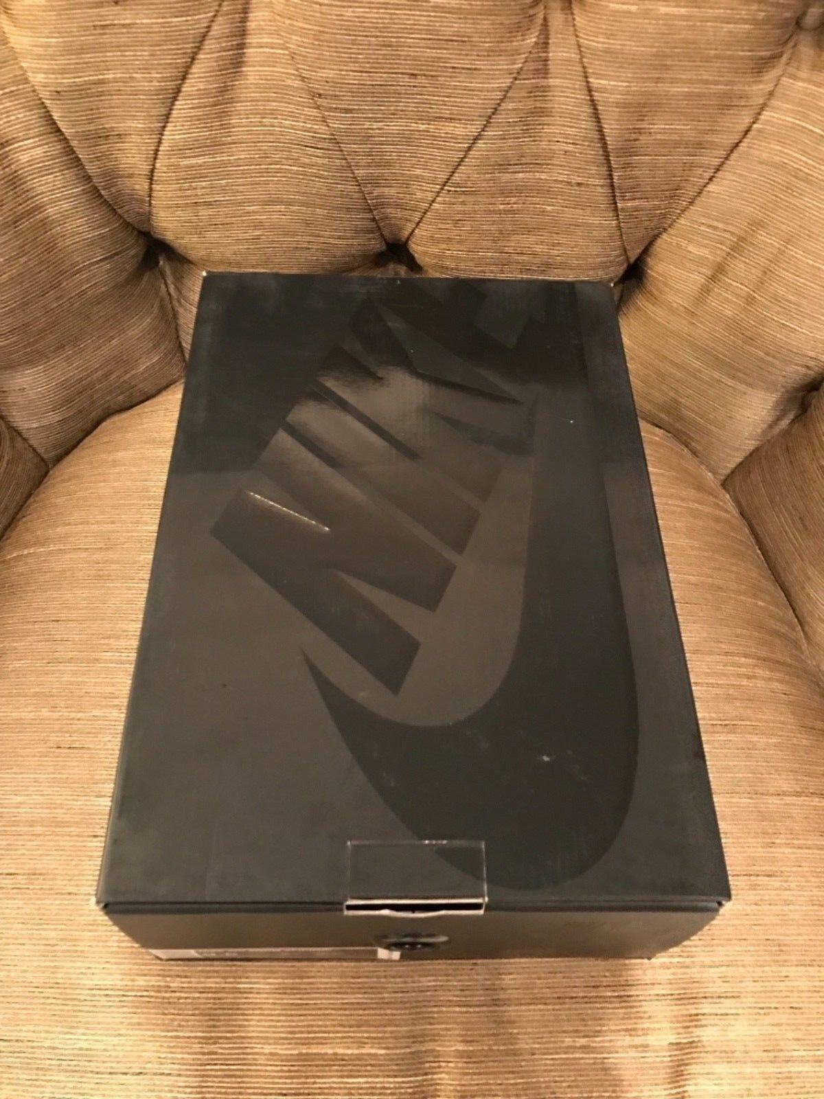 Nike air zoom spirimic platin - new grau 200 dollar den new - in box authentische größe 10. 12923d