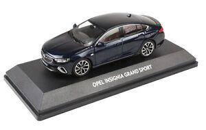 Opel-Insignia-B-grand-sport-coche-modelo-coleccionista-auto-1-43-aguas-profundas-azul-oc10924