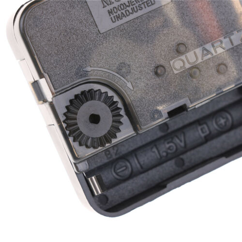 15mm long fil silencieux mécanisme de mouvement d/'horloge à quartz muet bri PS