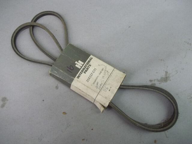 CASE IH 149635R2 Replacement Belt
