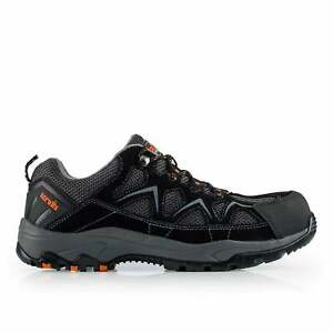 SCRUFFS Trent Trainer Safety Steel Toe Cap Workwear Trainers Size 7-12