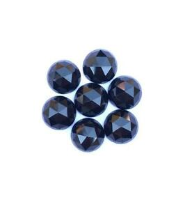Details about  /Gorgeous Lot Natural Spinel 5X5 mm Round Rose Cut Loose Gemstone VQ33