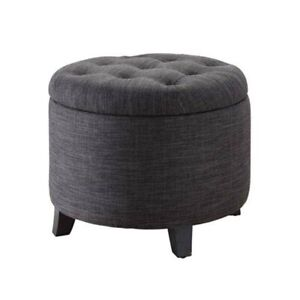 New Small Vanity Stool Seat With Storage Makeup Chair Bench For Bedroom Bathroom Ebay