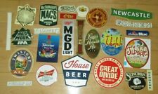 25 BEER STICKER PACK LOT decal craft beer brewing brewery tap handle B1