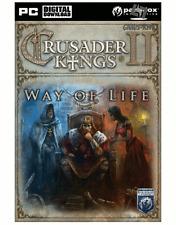 Crusader Kings II - Way of Life DLC Steam Key Code Pc Global [Blitzversand]