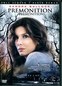 Premonition-DVD-FREE-SHIPPING-CANADA