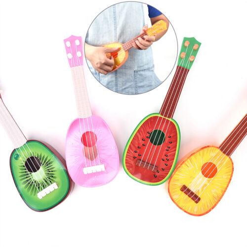 Children 4 String Fruit Style Guitar Ukulele Musical Instrument Kids Gift Toy BH
