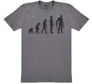 00e0adc4 Wolverine Evolution Shirt – Held Bild Idee