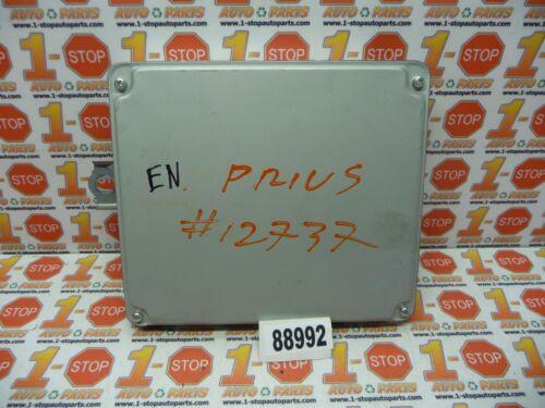 06 07 08 TOYOTA PRIUS ENGINE COMPUTER MODULE ECU ECM 89661-47160 OEM