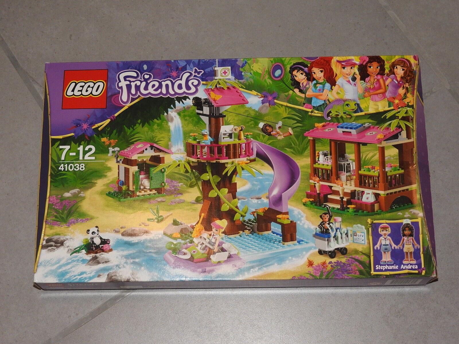LEGO Friends 41038 Große Dschungelrettungsbasis   w. NEU m. OVP NP