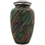 Adult Large Cremation Memorial Rainbow Urn for Human Ashes