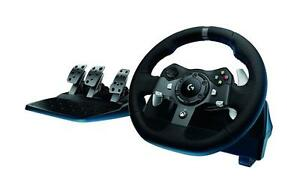 Logitech G920 Xbox Driving Force Racing Wheel for Xbox One and PC (941-000121)