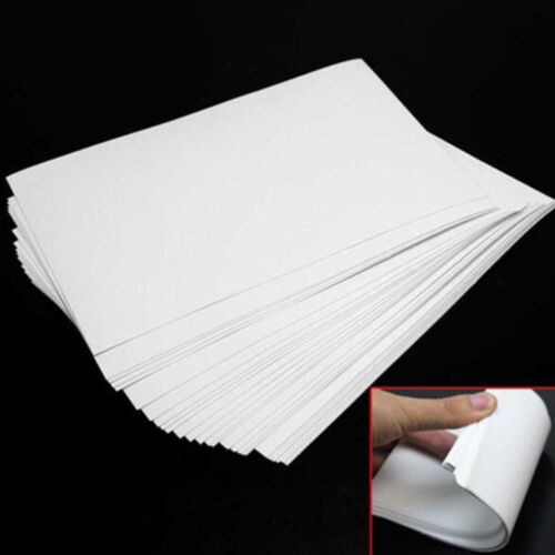 30 Sheets 4x 6inch Bright White Premium Glossy Photo Paper For Inkjet Printer