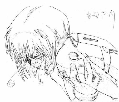 Evangelion Art Book Groundwork of Settei Sketch VOL.2 2000
