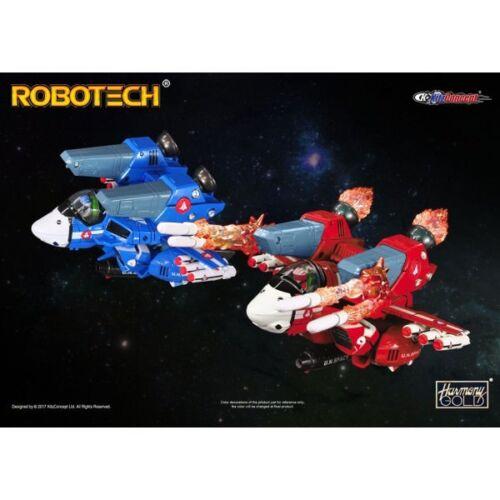 2 sets Kitzconcept Robotech SD VF-1J Miriya /& Max avec Fast Pack Armure couple