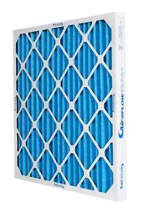 14x25x1 Merv 8 Hvac Furnace Pleated Air Filter 6 Ebay