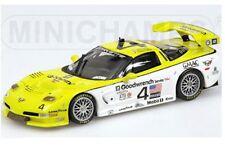 ACTION 001404 CHEVROLET CORVETTE C5R model car Collins Pilgrim Freon 2000 1:43rd