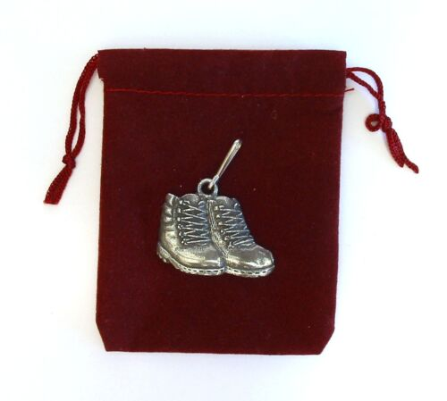 Walking Boots Zipper Pull Gift For Rambler Orienteering