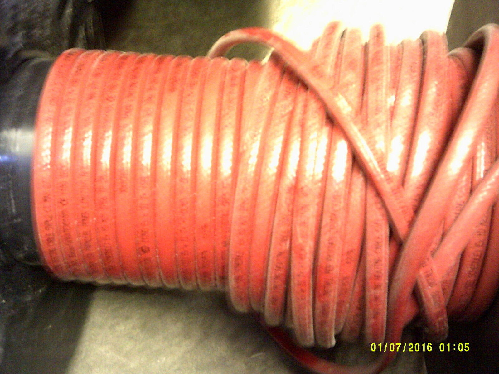 Raychem 5vpl2 Ct Parallel Power Limiting Heating Cable 755 Ft Ebay Nichrome Wiring In