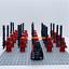 21-pcs-Star-Wars-lego-Compatible-501st-TROOPER-clone-Trooper-Printed-minifigures thumbnail 4