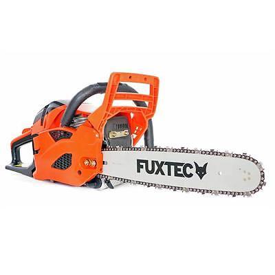 FUXTEC FX-KS155 Benzin Kettensäge Motorkettensäge Motorsäge Säge