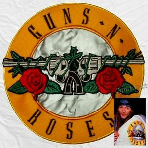 Guns n roses replica jacket logo embroidered big patch axl rose for image is loading guns n 039 roses replica jacket logo embroidered thecheapjerseys Choice Image