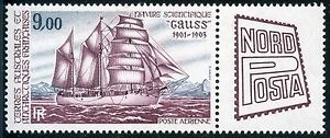 TIMBRE-T-A-A-F-TERRES-AUSTRALES-NEUF-PA-N-84-NORDPOSTA-COTE-6-2