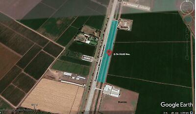 En Venta excelente Terreno Agroindustrial, Carretera Los Mochis-Topolobampo.