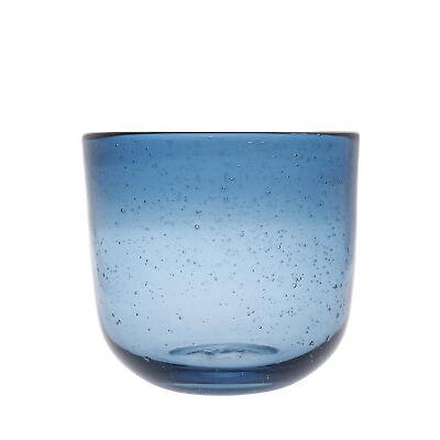 NEW Australian House & Garden Dorrigo Vase, Small - Blue Ink