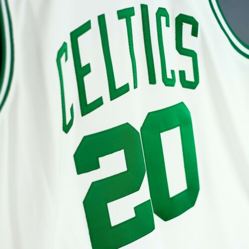 74e10f21b 2 of 6 100% Authentic Ray Allen Mitchell   Ness Celtics Finals Jersey Size  M 40 Mens