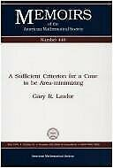Sufficient Criterion for a Cone to Be Area-Minimizing by Lawlor, Gary R.