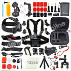 37 in 1 Accessories Set Kit for GoPro Hero 4/Black/Silver Hero 4/3+/3/2