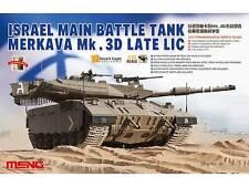 Meng 1:35 Israel MBT Merkava MK. 3D Late LIC - Plastic Model Kit #TS025