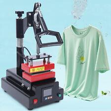 110v Duel Hand Crank Rosin Press Machine Heated Plate Heat Transfer 500w 1200lbs