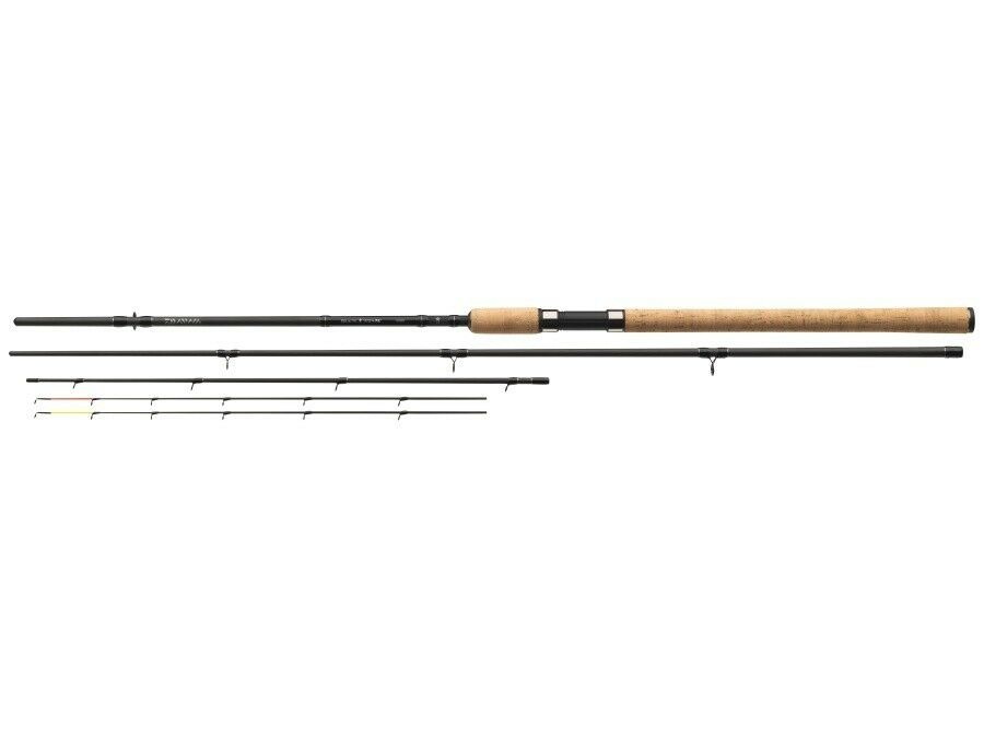Daiwa nero Widow Feeder   2,70-3,90m   feeder rod   canne da pesca