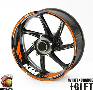 KTM-DUKE-390-790-1290-motorcycle-wheel-decals-rim-stickers-set-kit-17-rim-vinyl
