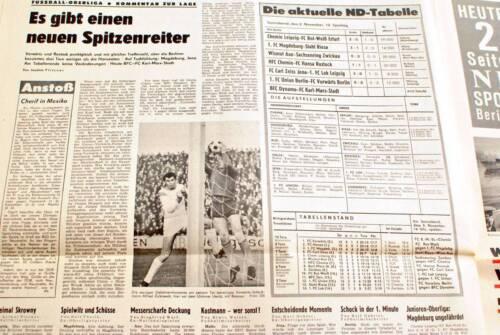48. DDR Neues Deutschland Dezember 1967 Geburtstag Hochzeit Geburt Geschenk 47