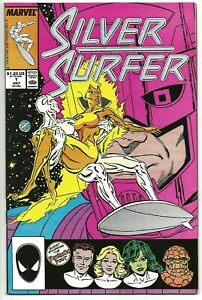 Silver-Surfer-1-VF-NM-Volume-3-1987