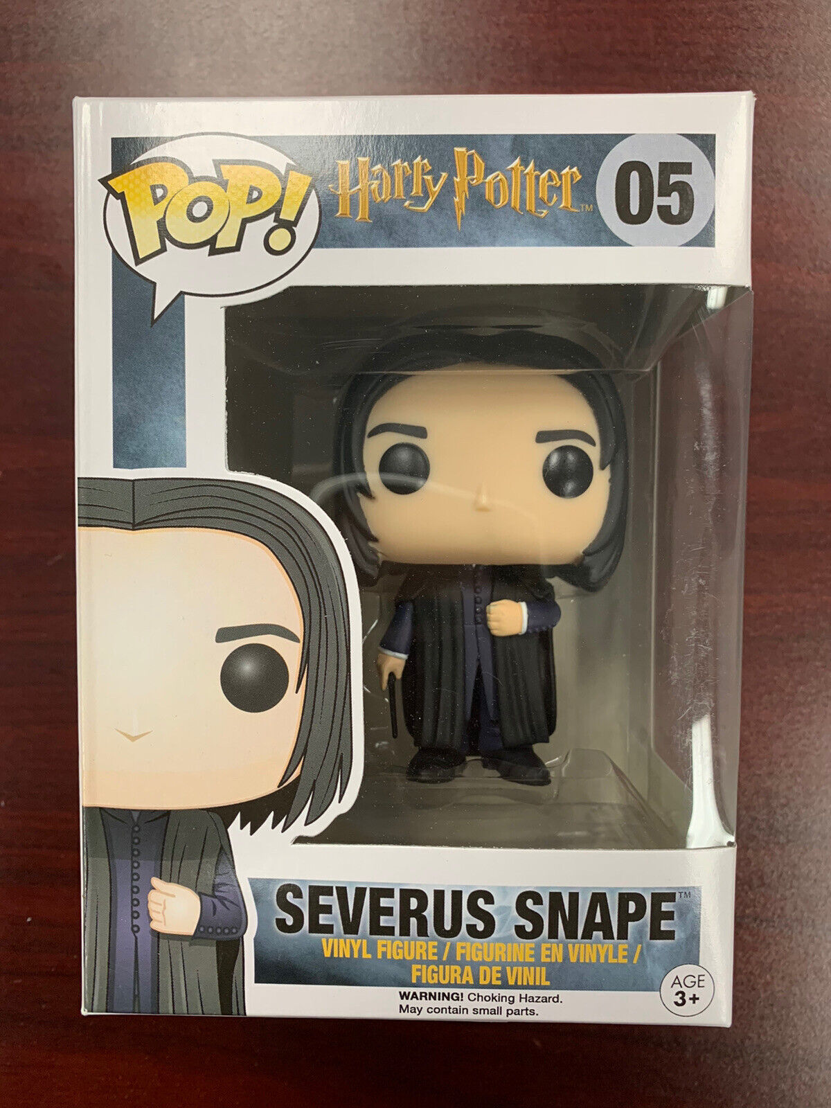 Funko Pop! Harry Potter Severus Snape 05