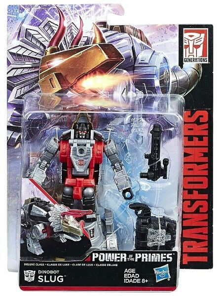 Transformers Generations Power of the Primes Deluxe W1 Dinobot Slug New