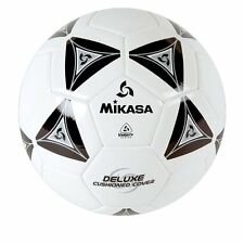 Mikasa Serious Soccer Ball Size 5 EA Black and White SS50 NEW