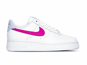 nike air force 1 donna con baffo rosa