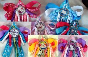 c800f4798 Image is loading Hello-Kitty-Cupid-Peacock-Carousel-Mermaid-Unicorn-Birthday -