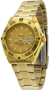 SEIKO-5-Sports-SNZB26J1-Automatic-Dive-Men-039-s-Watch-From-japan